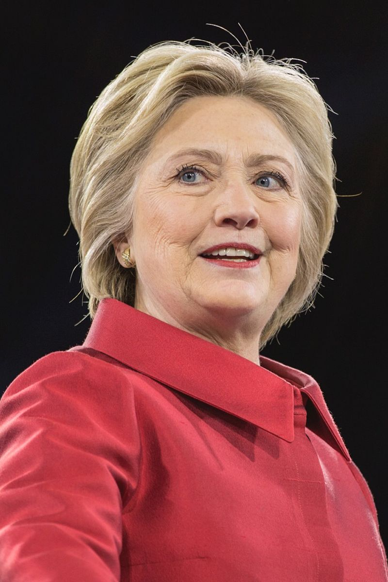 Democratic presidential nominee Hillary Clinton. Credit: Wikimedia Commons.
