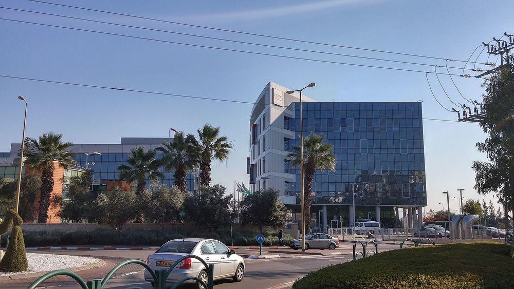 A Teva factory in Kfar Sava, Israel. Credit: Wikimedia Commons.