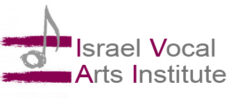Israel Vocal Arts Institute logo. Credit: Israel Vocal Arts Institute website.