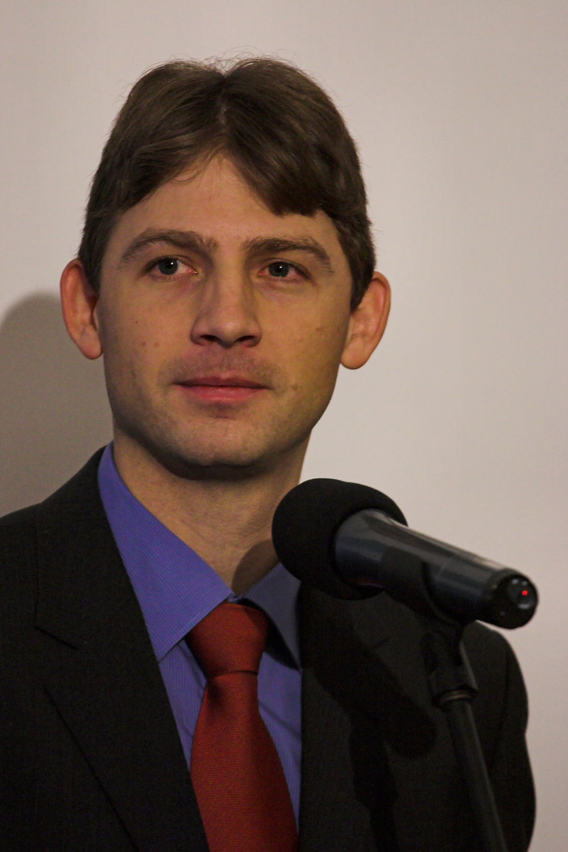 Petr Mach in 2009.Credit: Martin Kozák via Wikimedia Commons.