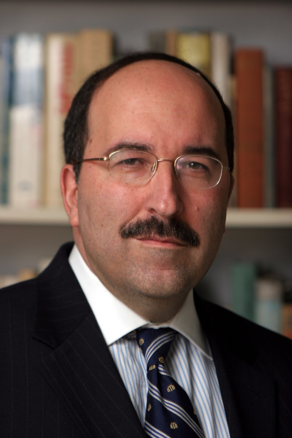 Israel Foreign Ministry Director Dore Gold. Credit: EinGedi2 via Wikimedia Commons.