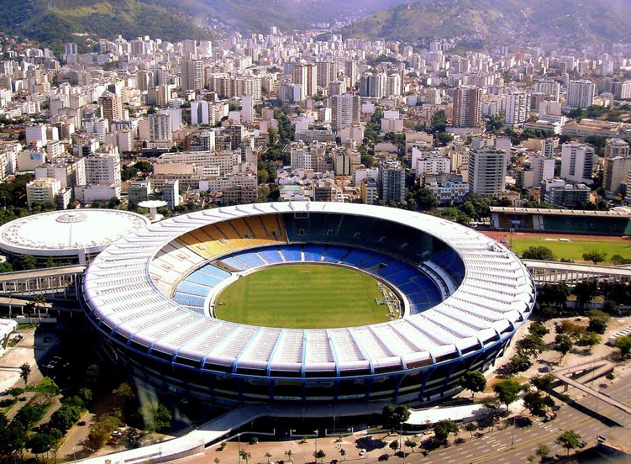 Rio de Janeiro's Maracanã Stadium where the opening ceremony to the Olympic Games were held on Aug. 5. Credit: Wikimedia Commons.