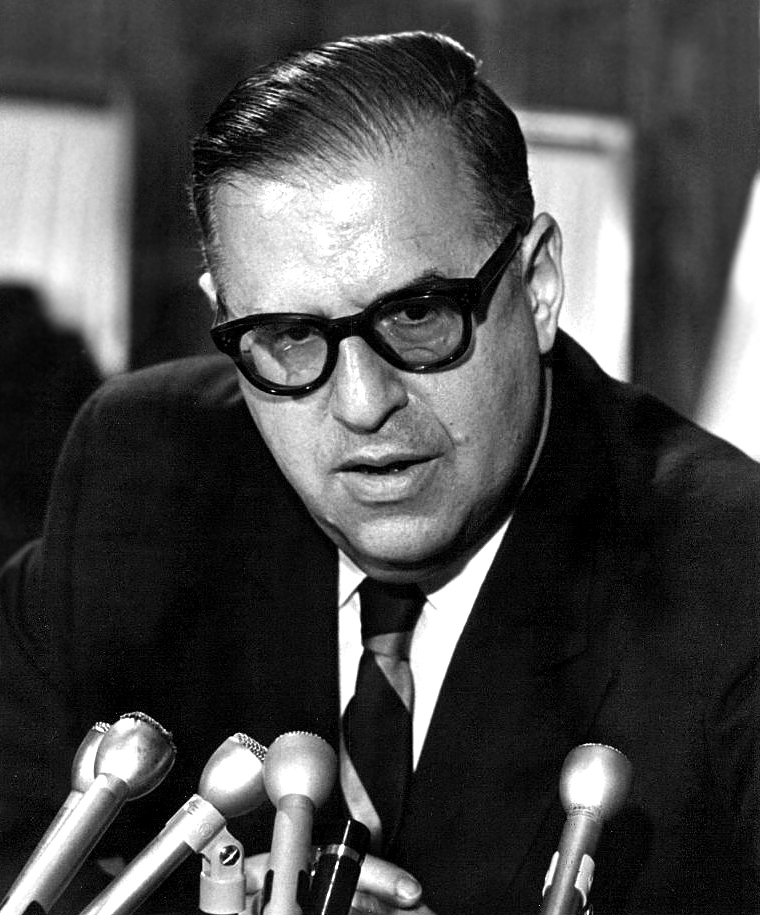 The late Israeli diplomat and politician Abba Eban. Credit: Wikimedia Commons.