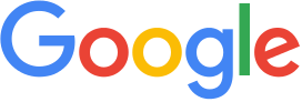 Google's logo. Credit: Wikimedia Commons.