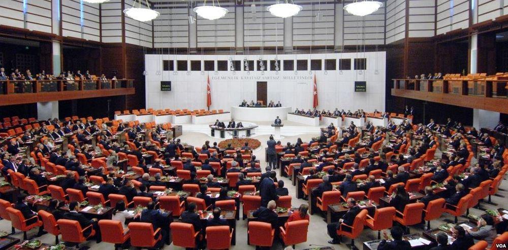 Turkey's parliament. Credit: Wikimedia Commons.