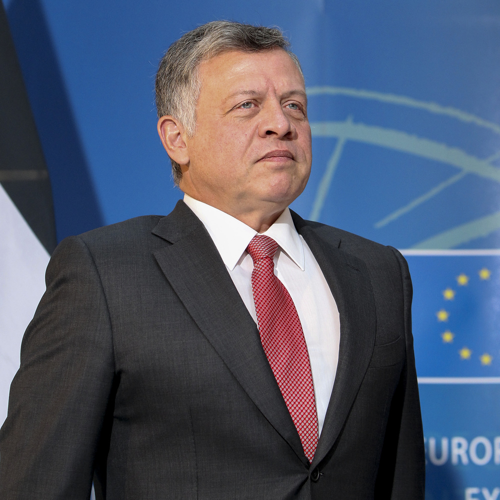 King Abdullah II of Jordan. Credit: Martin Schulz via Flickr.