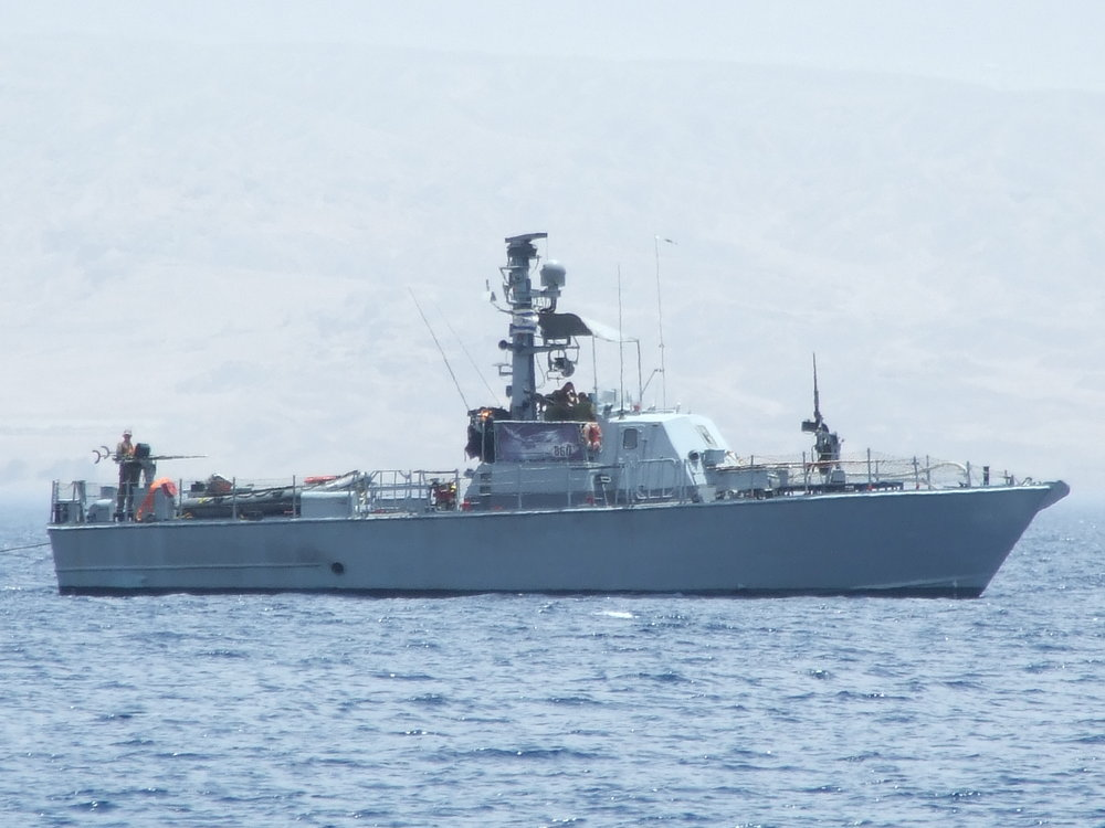 An Israeli patrol boat. Credit: Natan Flayer via Wikimedia Commons.
