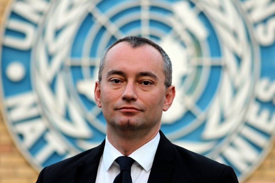 United Nations envoy to the Middle East Nikolay Mladenov. Credit: Wikimedia Commons.