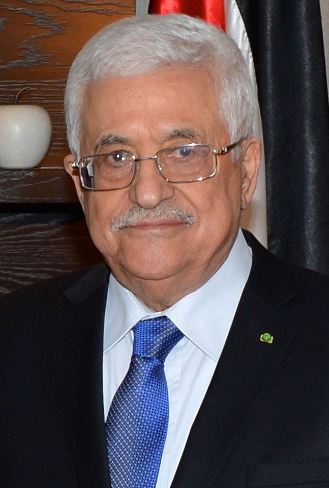 Mahmoud Abbas. Credit: Wikimedia Commons.