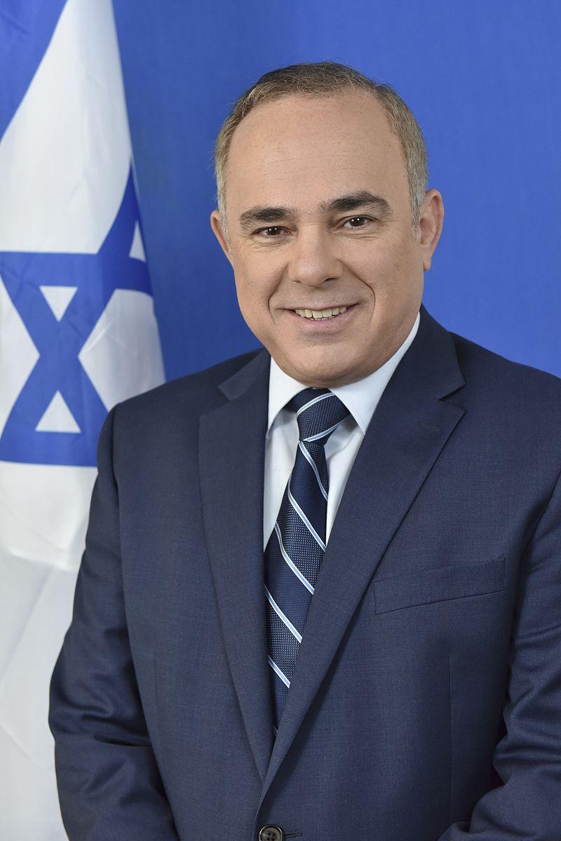 Israeli Energy Minister Yuval Steinitz. Credit: Wikimedia Commons.