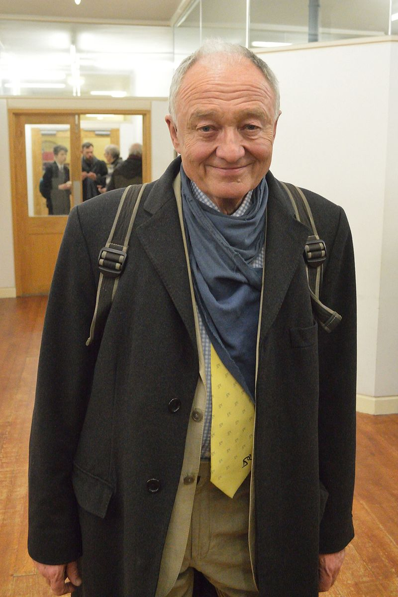 Former London Mayor Ken Livingstone in 2016.