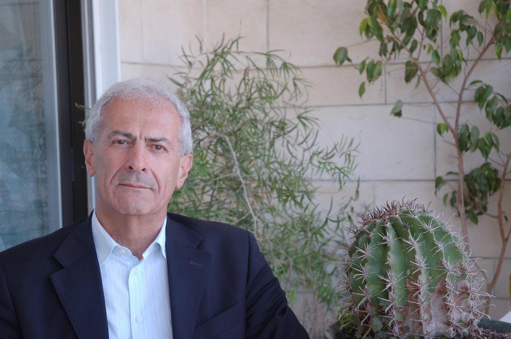 Professor Sergio DellaPergola of the Hebrew University of Jerusalem. Credit: Wikimedia Commons.