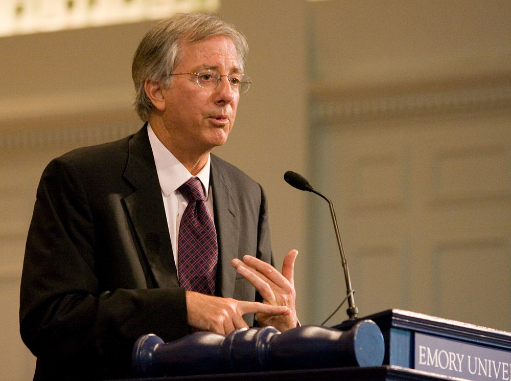 Former Clinton adviser and U.S. Mideast envoy Dennis Ross. Credit: Wikimedia Commons.
