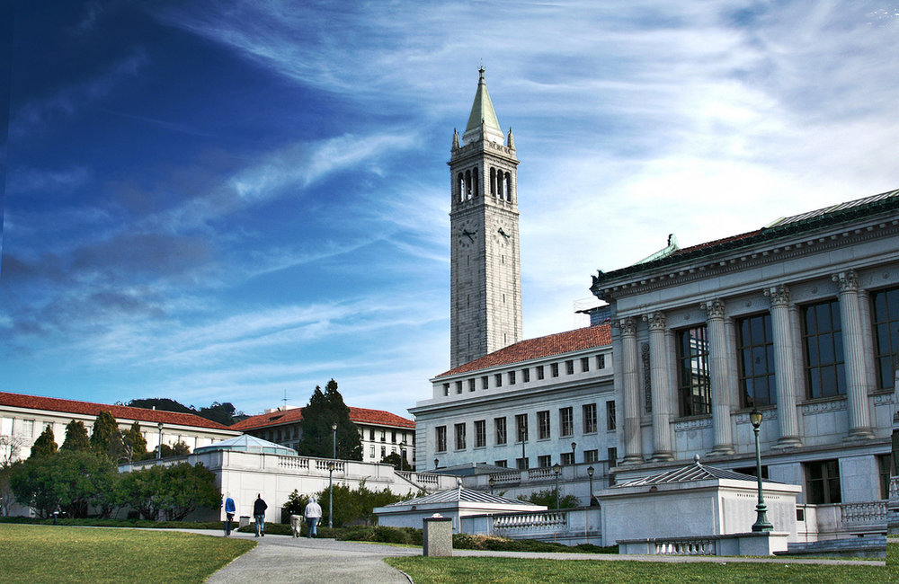 The campus of the University of California, Berkeley. Credit: Wikimedia Commons.