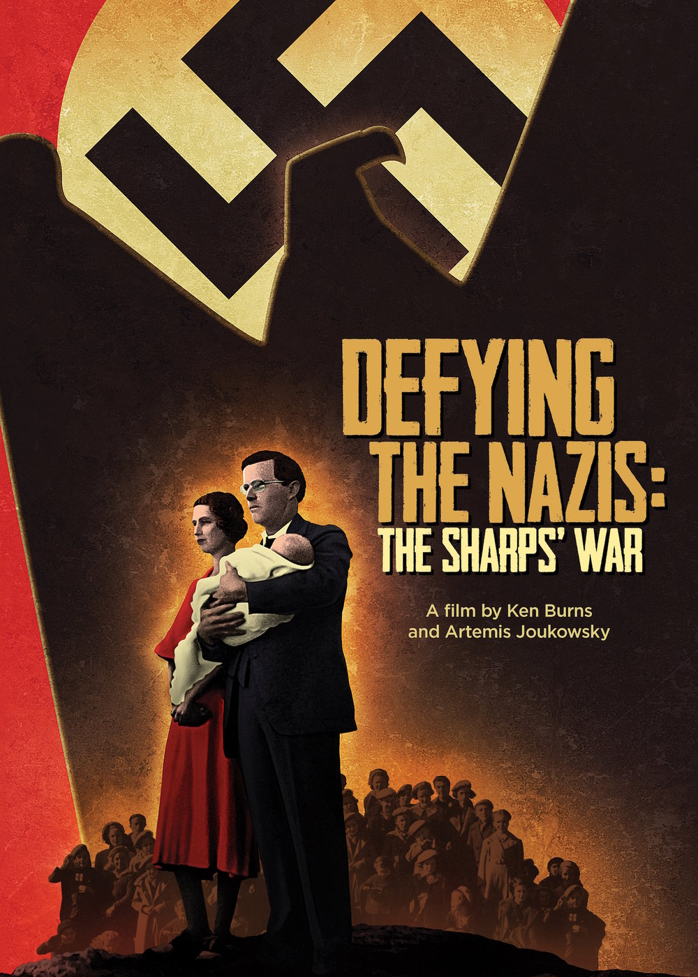 "The film ""Defying the Nazis: The Sharps' War,"" premieres on Sept. 20. Credit: Courtesy of Ken Burns."