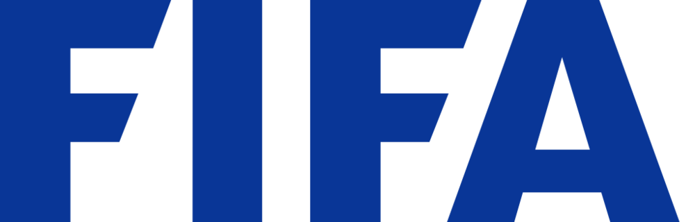 The FIFA logo. Credit: Wikimedia Commons.