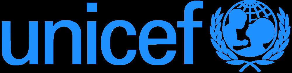 The UNICEF logo. Credit: UN via Wikimedia Commons.