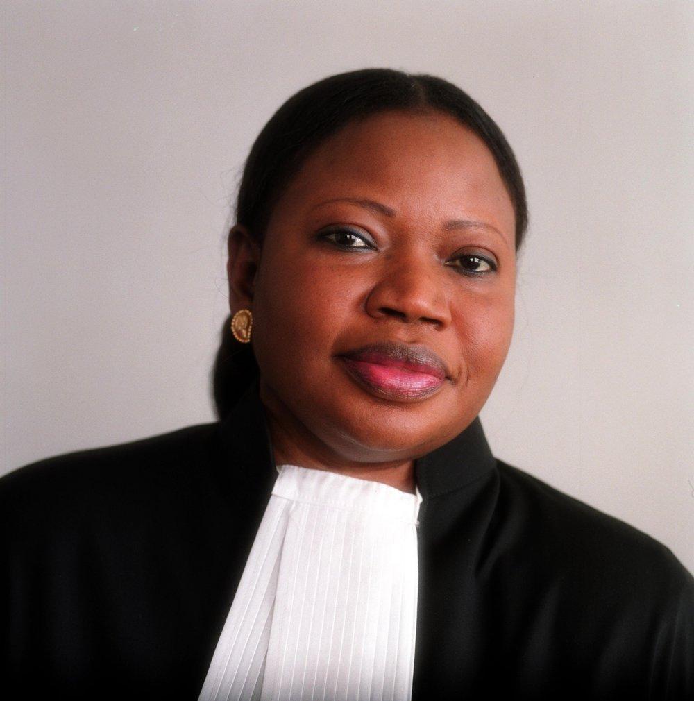 ICC's prosecutor Fatou Bensouda. Credit: Max Koot Studio via Wikimedia Commons.