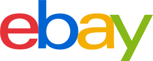 The logo of Ebay. Credit: Wikimedia Commons.