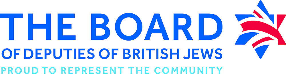 The logo of the Board of Deputies of British Jews. Credit: Board of Deputies of British Jews