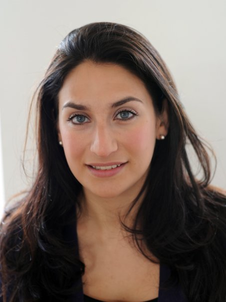 Jewish Labour Party member Luciana Berger who has been the target of anti-Semitism on Twitter. Credit: Wikimedia Commons.