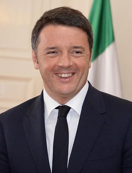 Italian Prime Minister Matteo Renzi. Credit: Wikimedia Commons.