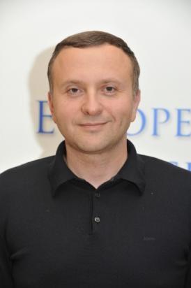 Eduard Dolinsky. Credit: European Jewish Parliament.