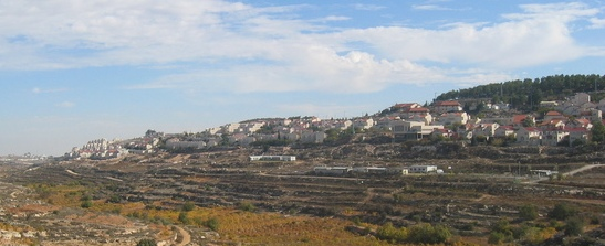 The Jewish community of Efrat. Credit: Wikimedia Commons.