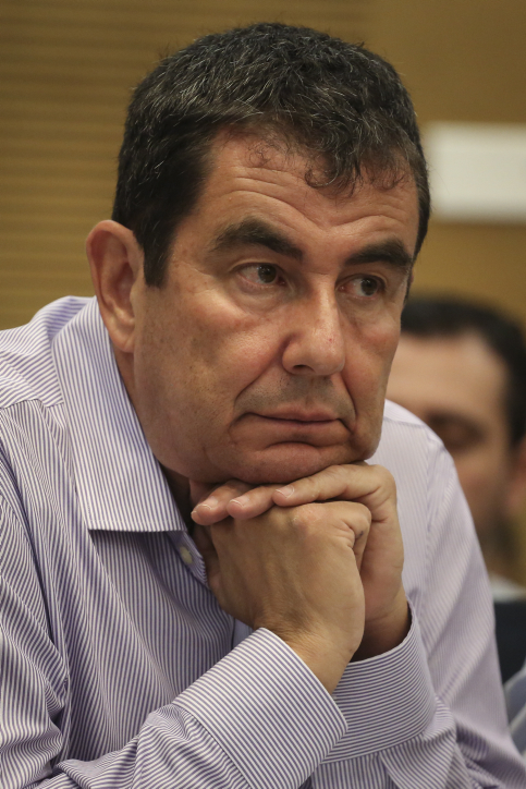 Ari Shavit, Israeli journalist, accused of sexually harassing women. Credit: Hadas Parush/Flash90.