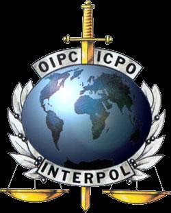 The Interpol logo. Credit: Interpol.