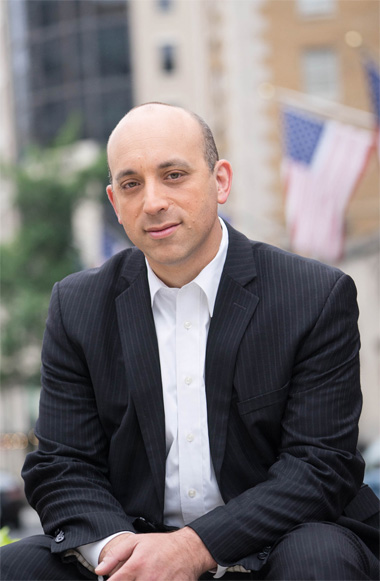 Anti-Defamation League (ADL) CEO Jonathan Greenblatt. Credit: ADL.