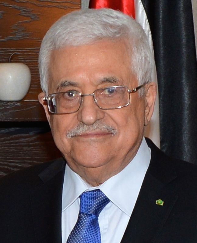 Mahmoud Abbas. Credit: U.S. State Department.