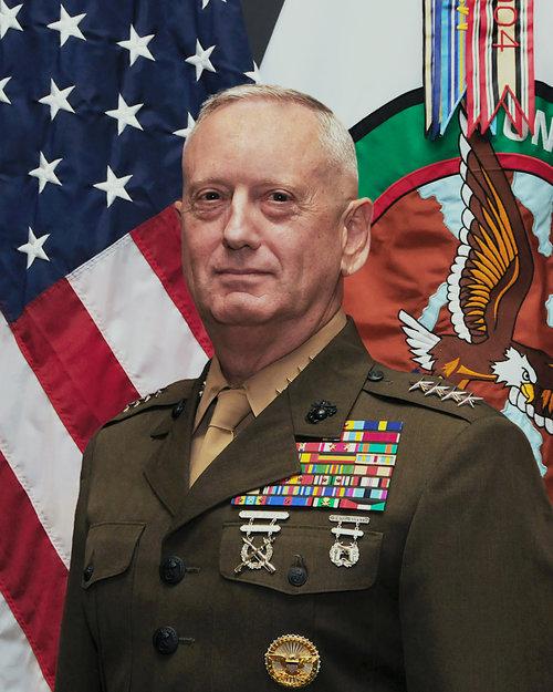 Gen. James Mattis. Credit: U.S. CENTCOM.