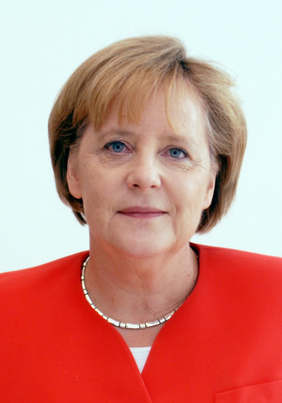 Angela Merkel. Credit: Wikimedia Commons.
