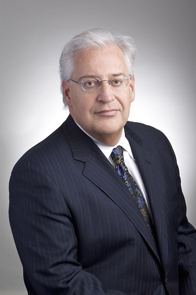 David Friedman, who is President-elect Donald Trump's choice for U.S. ambassador to Israel. Credit: Kasowitz Benson Torres & Friedman LLP.