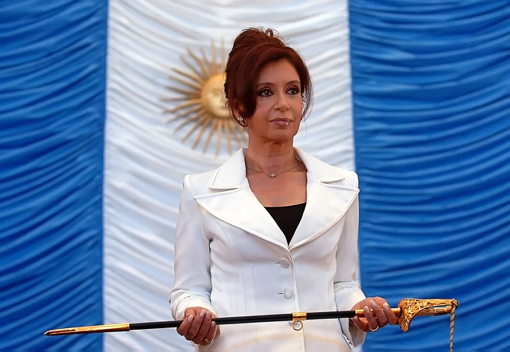 A federal appeals court recently ruled that former Argentine President Cristina Fernández de Kirchner (pictured) will face a new investigation over allegations that she and her close colleagues made a secret pact with the Iranian regime over the probe into the July 1994 bombing of the AMIA Jewish center in Buenos Aires. Credit: Presidencia de la Nación Argentina via Wikimedia Commons.