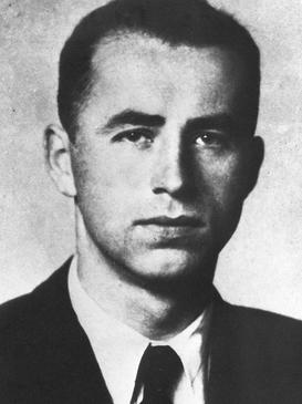 Nazi war criminal Alois Brunner. Credit: Wikimedia Commons.