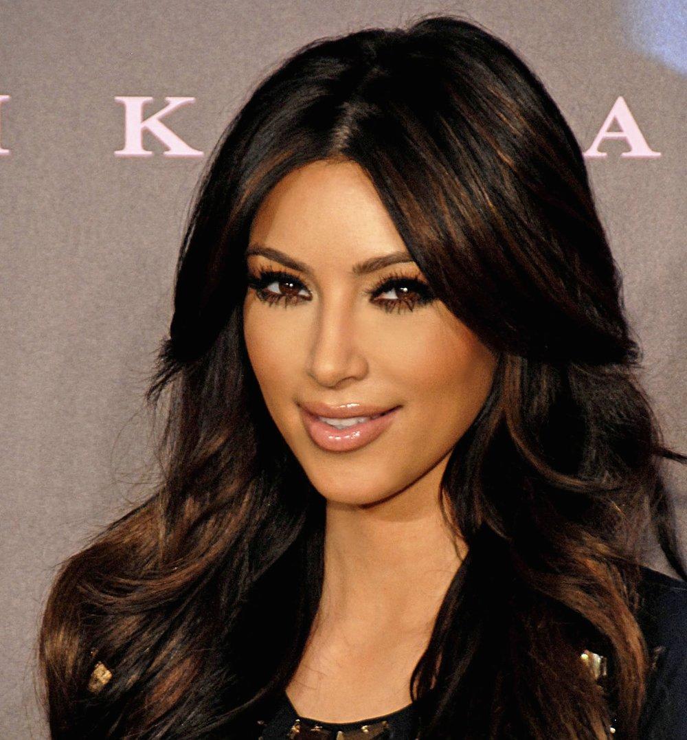 Kim Kardashian. Credit: Wikimedia Commons.