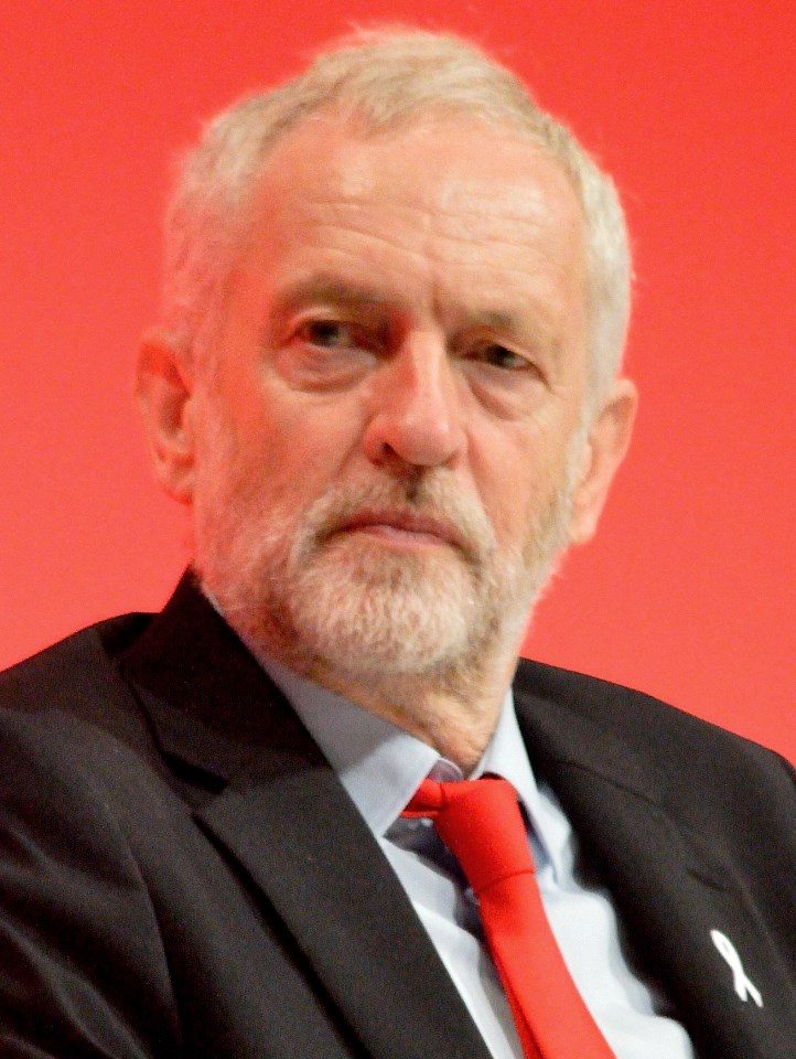 U.K. Labour Party leader Jeremy Corbyn. Credit: Wikimedia Commons.