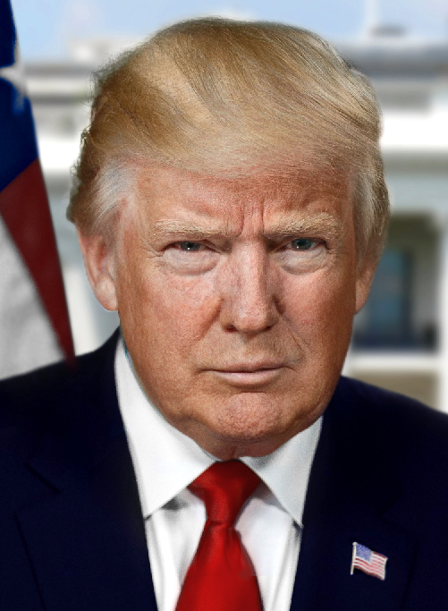 President-elect Donad Trump. Credit: Joint Congressional Inauguration Committee.