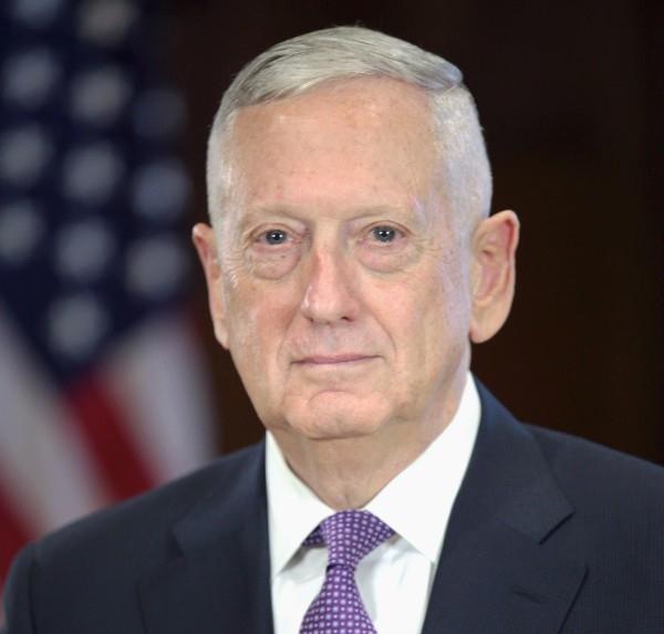Secretary of Defense-designate James Mattis. Credit: Office of the President-elect.