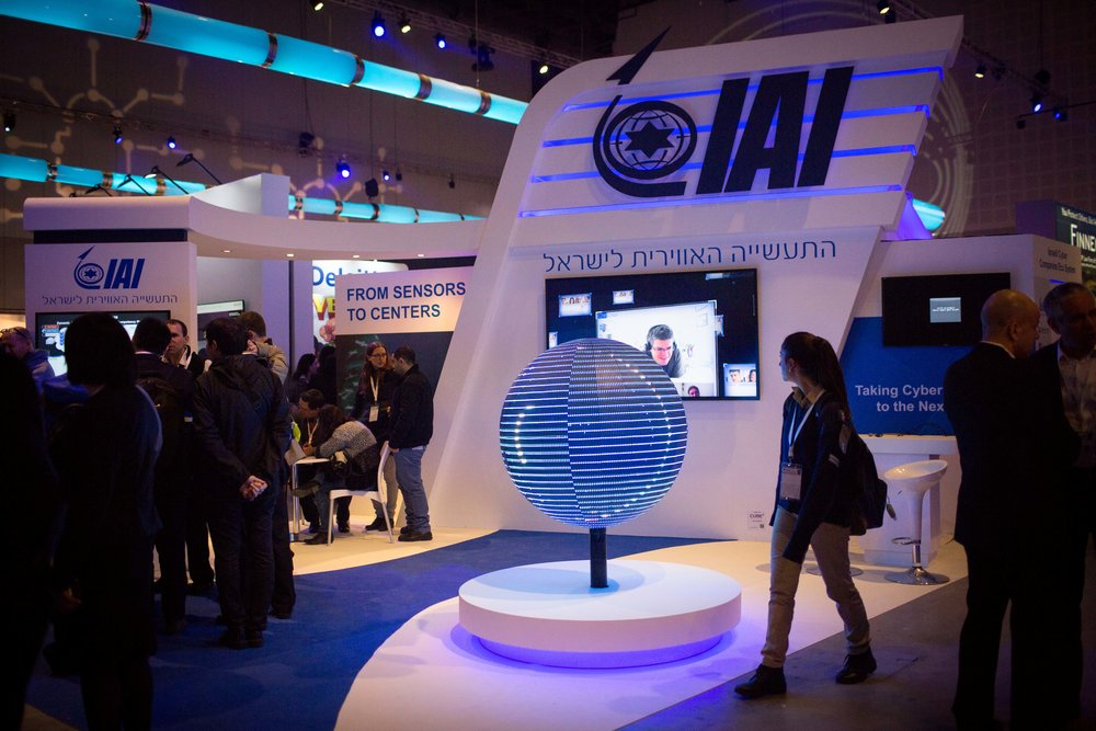 The Cybertech Israel Conference and Exhibition in Tel Aviv Jan. 26, 2016. Credit: Miriam Alster/Flash90.