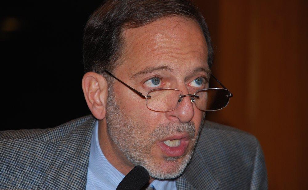 Rashid Khalidi, the Edward Said Professor of Modern Arab Studies at Columbia University. Credit: Thomas Good/NLN via Wikimedia Commons.