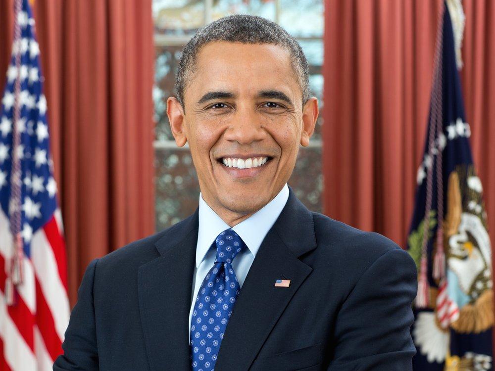 Former President Barack Obama. Credit: White House.