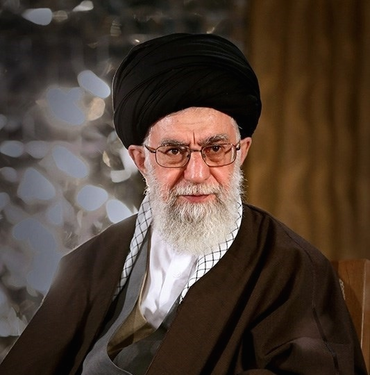 Iranian Supreme Leader Ayatollah Ali Khamenei. Credit: Khamenei.ir via Wikimedia Commons.