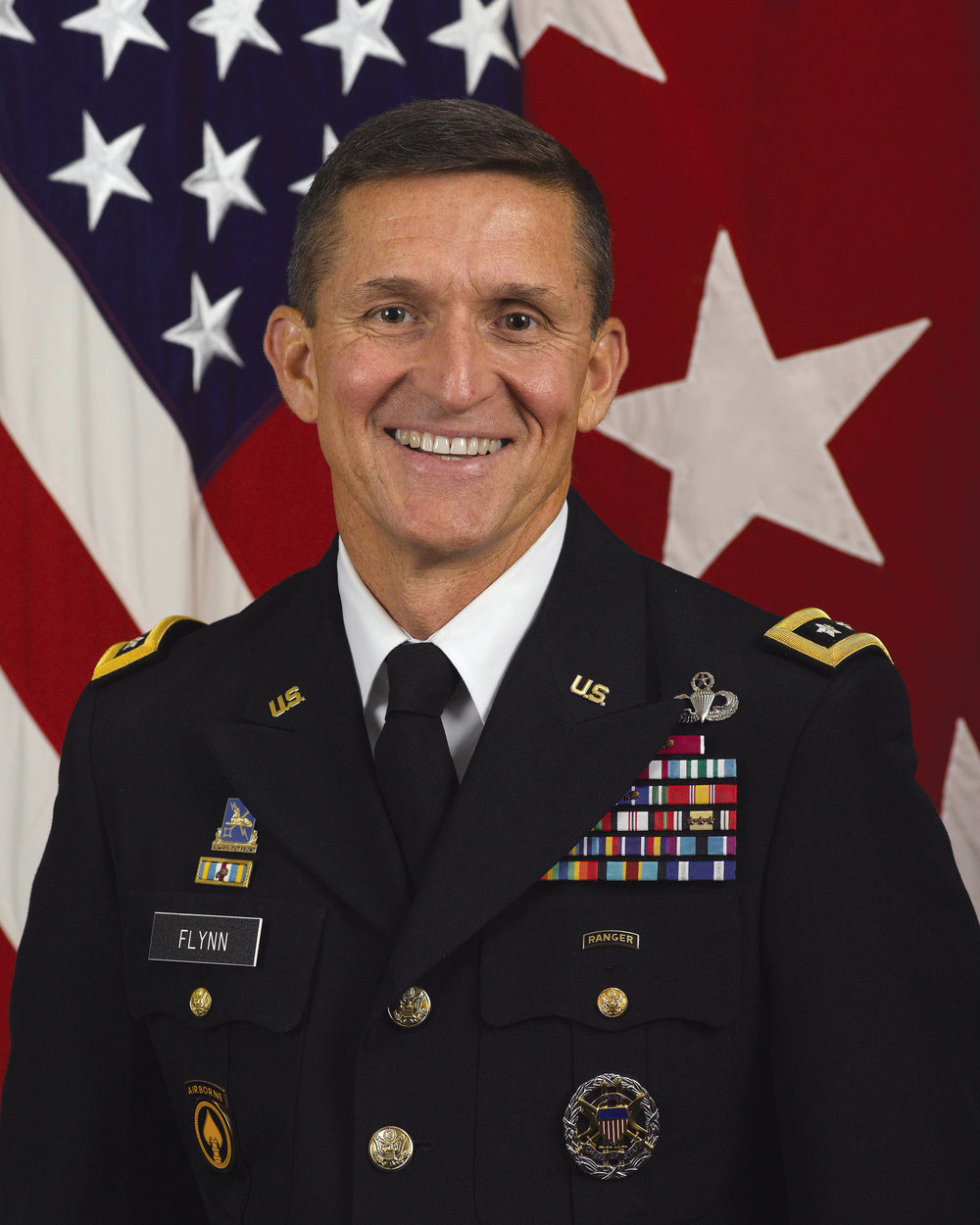 Michael Flynn. Credit: Defense Intelligence Agency.