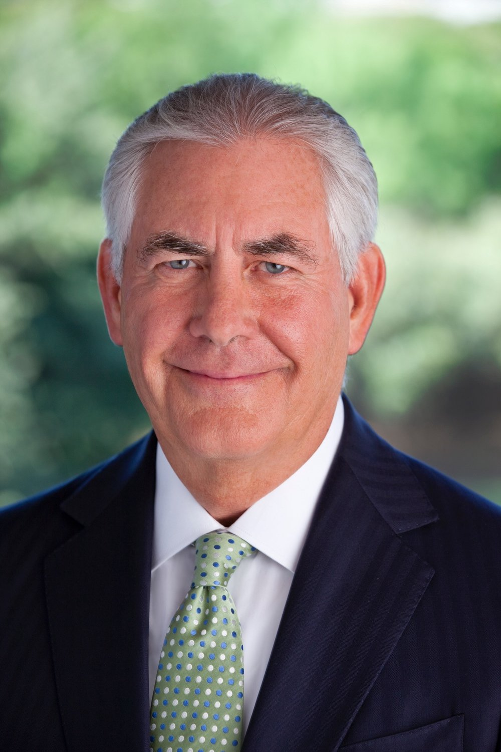 U.S. Secretary of State Rex Tillerson. Credit: Wikimedia Commons.