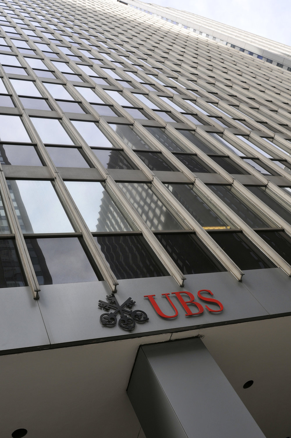 Banks such as UBS (whose New York City office is pictured here) have closed Islamic Relief bank accounts over terrorism financing concerns. Credit: Serge Attal/Flash90.