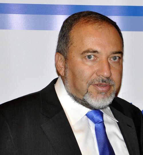 Israeli Defense Minister Avigdor Lieberman. Credit: Michael Thaidigsmann via Wikimedia Commons.