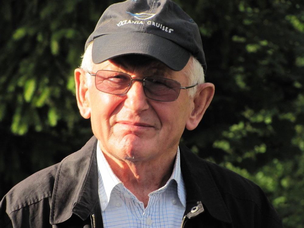 Jack Kagan, who escaped the Nazi labor camp of Novogrudok. Credit: Courtesy of Michael Kagan.